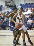 NAU Womens Basketball