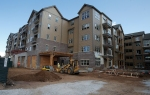 With the first phase open for residents, construction continues on additional phases at The Village at Aspen Place in Flagstaff.
