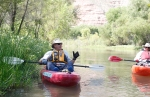 During the kayak trips he leads down the Verde River several times a month, Doug Von Gausig talks about the river's rare ecosystem, its history and current conservation efforts.