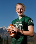 CJ Tompkins of Flagstaff High School has been named the Arizona Daily Sun Football Athlete of the Year.