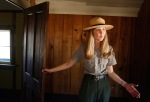 Kayci Cook Collins, Superintendent of Flagstaff Area National Monuments, stands in the former living quarters of the Cliffs Ranger Station at Walnut Canyon National Monument. The monument is celebrating it's 100 year anniversary in July.